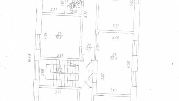 Продаётся отдельно стоящее офисное здание в Центре Краснодара-2450
