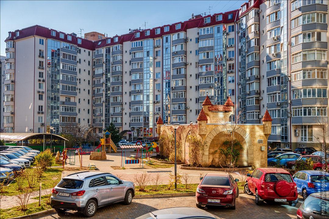 Фестивальный район Краснодара